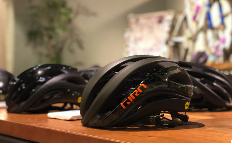 GIRO 次世代ヘルメット AETHER MIPS
