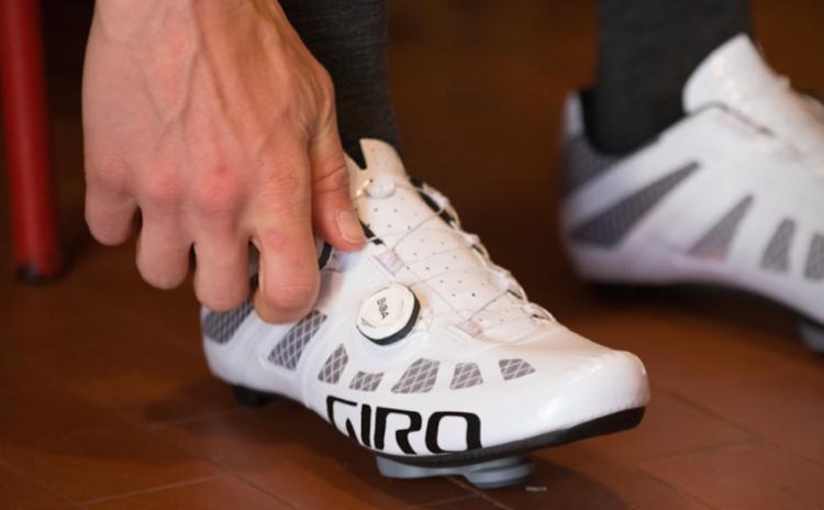 GIROシューズが履きやすく進化(GIROシューズのサイズ感とフィッティングについて)