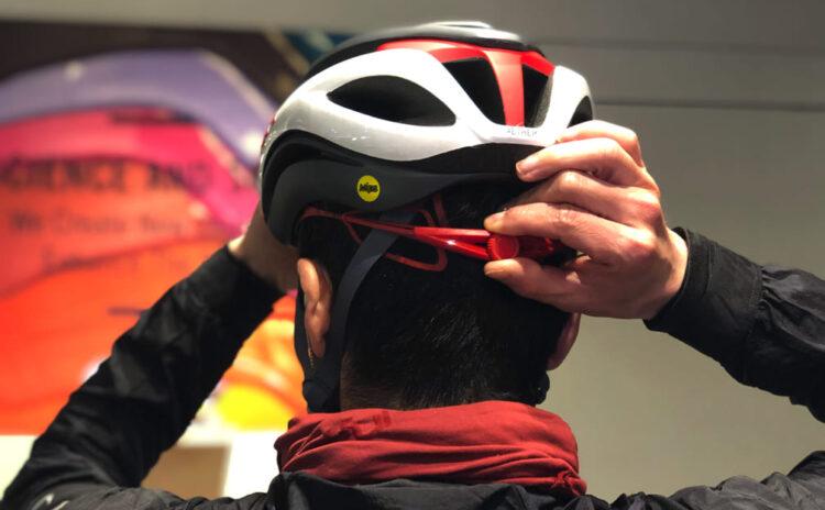 GIROヘルメット サイズフィッティング 適正なサイズの選び方(前編)