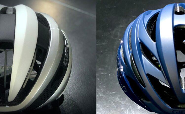 GIRO MIPS搭載アジアンフィットヘルメット代表格の2モデルを比較